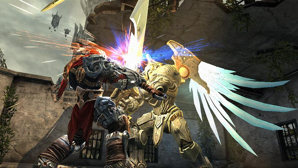 Darksiders Screenshots | Hex, Lies & Videogames