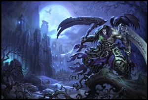 Darksiders II Cover Art