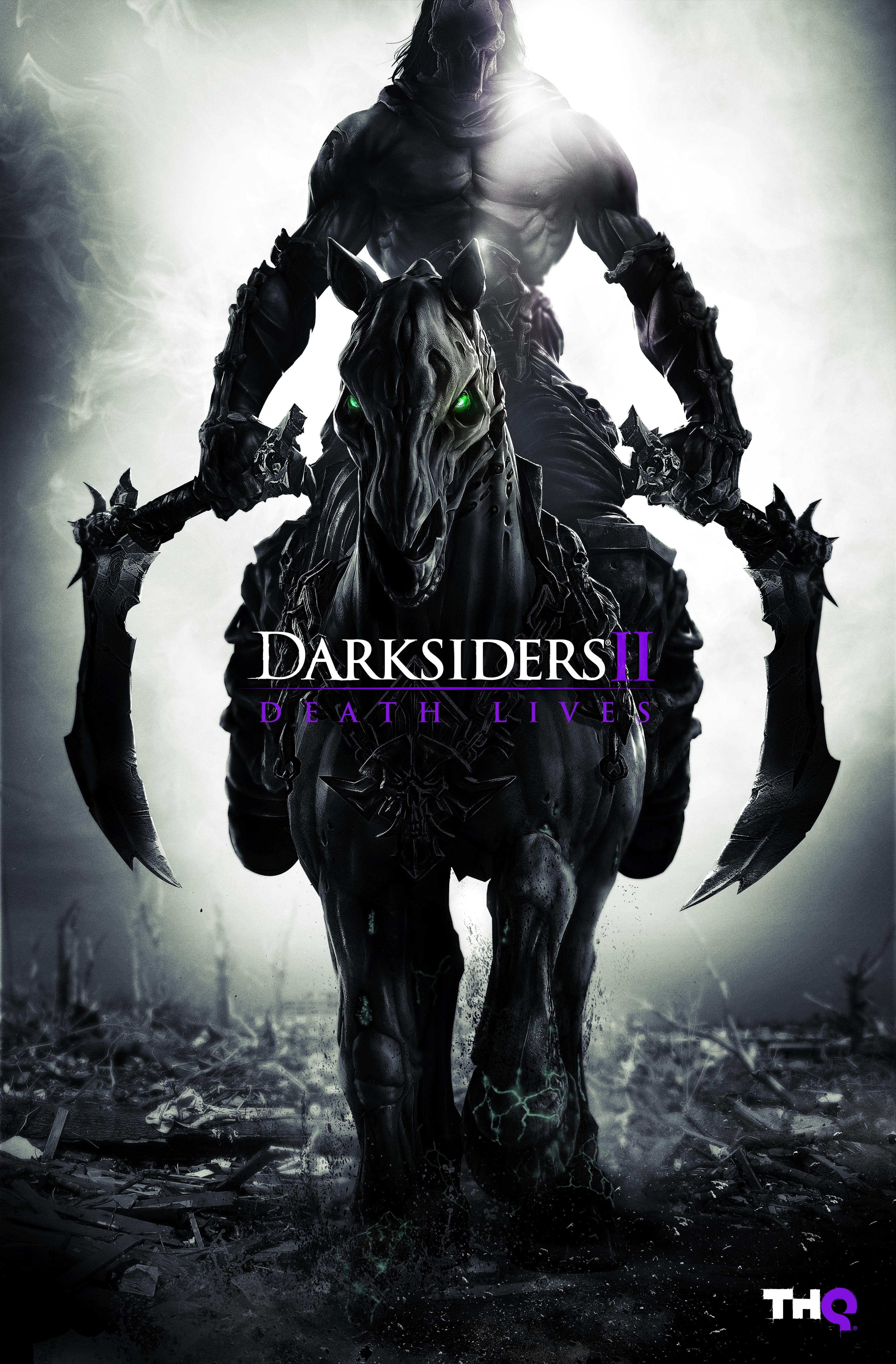 Darksiders II: Death Lives - Page 5